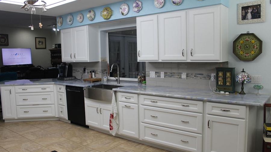 coastal kitchen AFTER