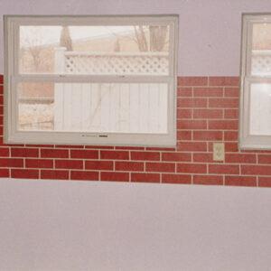 faux bricks 1