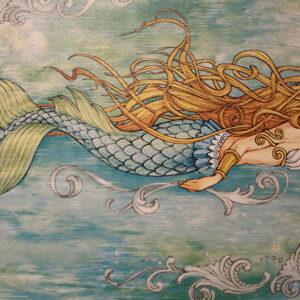 Kelli mermaid